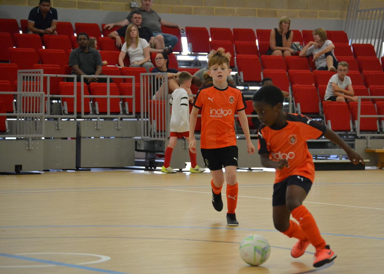 Futsal comes to Bedfordshire - Bedfordshire FA c122f76e415fa