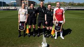 SSE Womens FA Cup Final Officials Announced - Berks & Bucks FA