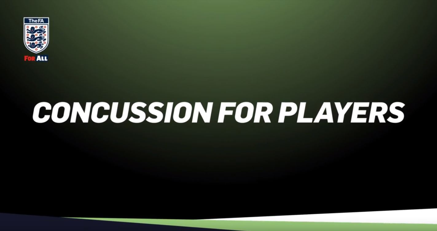 Concussion for Players