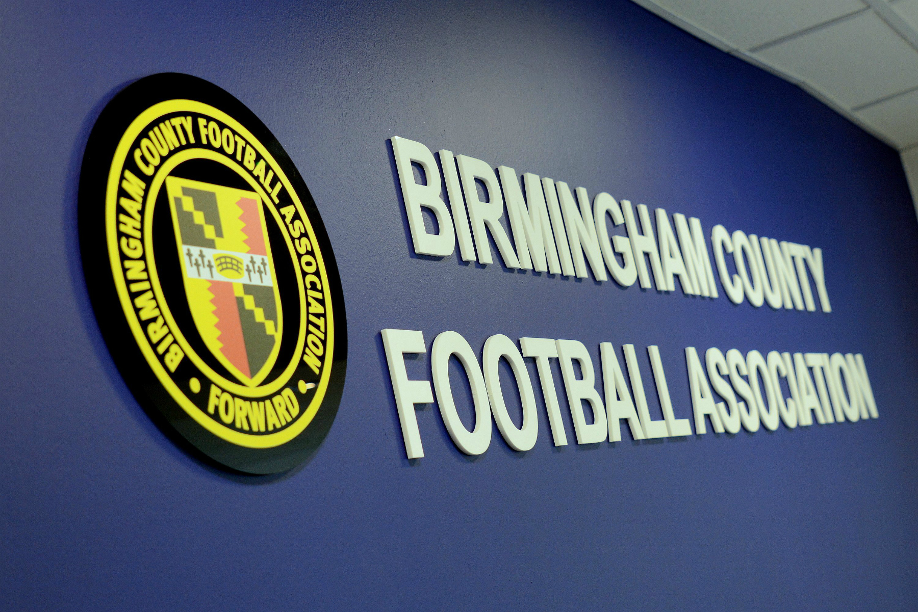 Birmingham Senior Cup: Romulus 5 Walsall 1