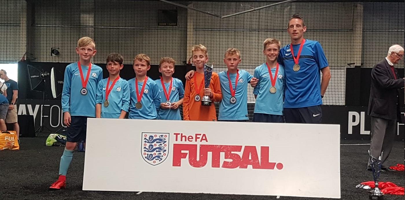 81a2d866e Introducing the new National Futsal Champions - Cambridgeshire FA