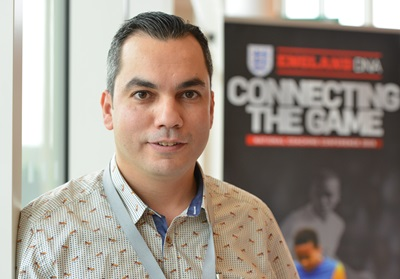Nather Al-Khatib - Cambridgeshire FA Inclusion Advisory Group Chair