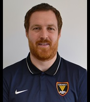 Daniel Greenough Senior Football Development Officer