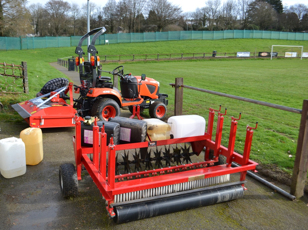 Bodmin Town Equipment (1)