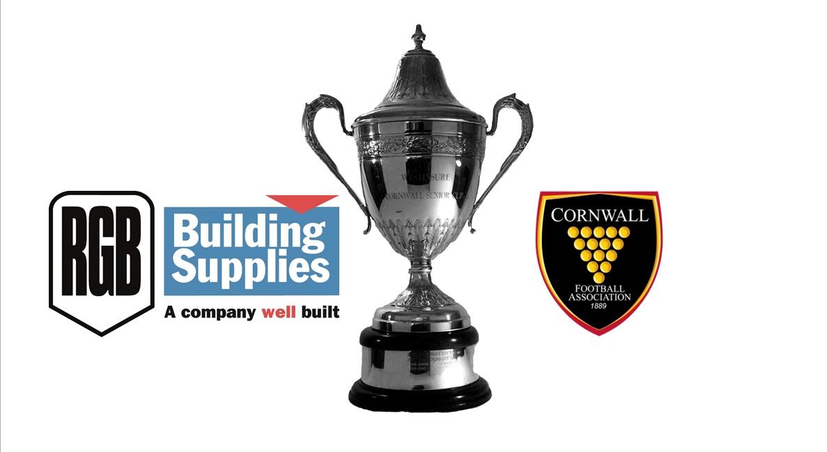 RGB Senior Cup Trophy Image