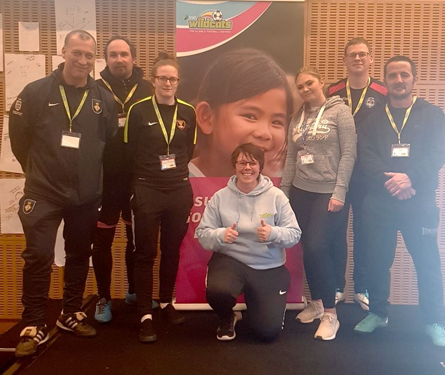 Wildcats Coaches Training- March 2018