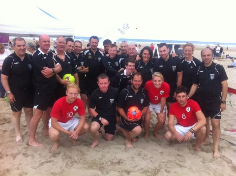 Beach Soccer Referees