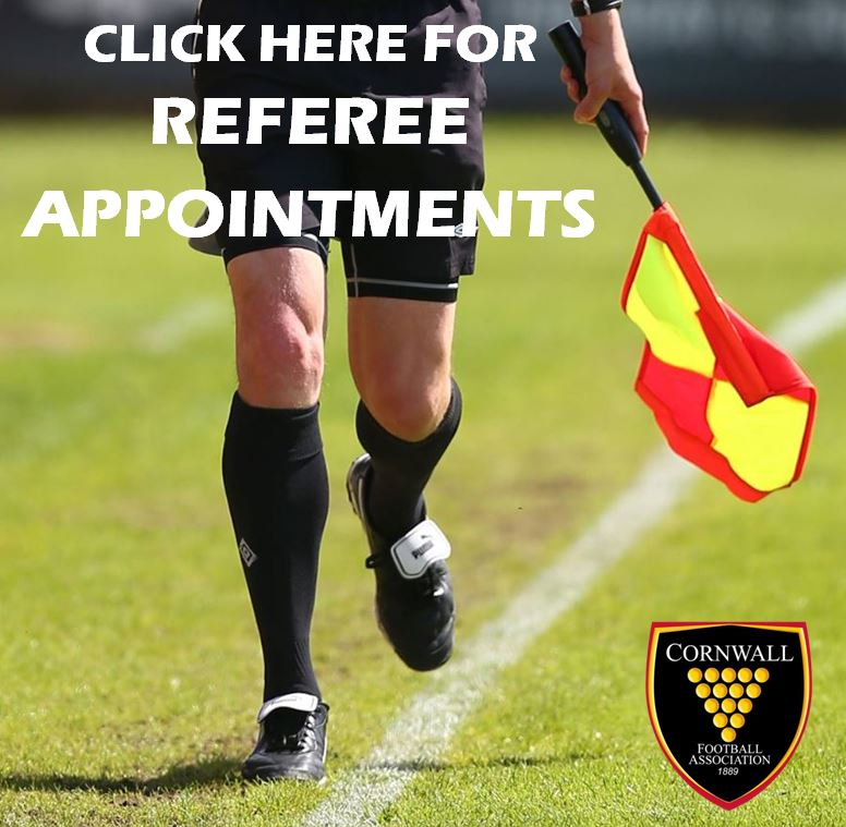 Referee Appointments