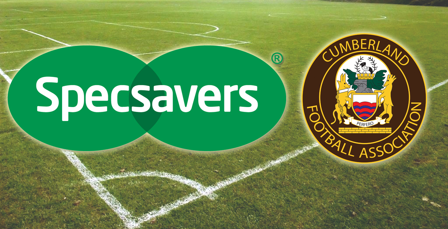 Cumberland FA Team Up With Specsavers - Cumberland FA