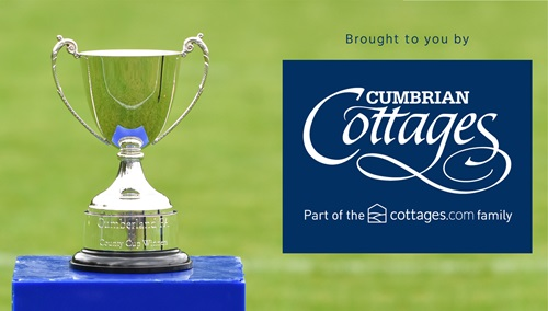 Cumbrian Cottages sponsored Cumberland FA County Cup