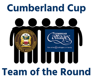 Cumberland Cup Team of the Round, sponsored by Cumbrian Cottages
