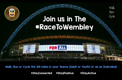 Race to Wembley