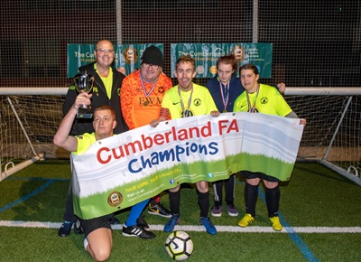 The Cumberland Ability Counts League 2019