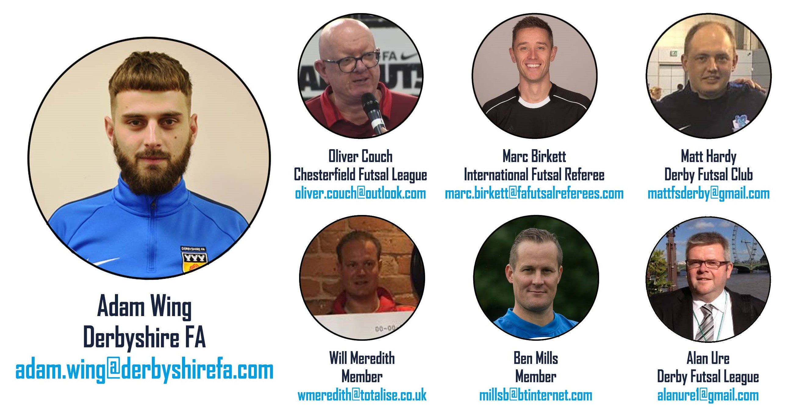 Derbyshire Futsal Steering Group