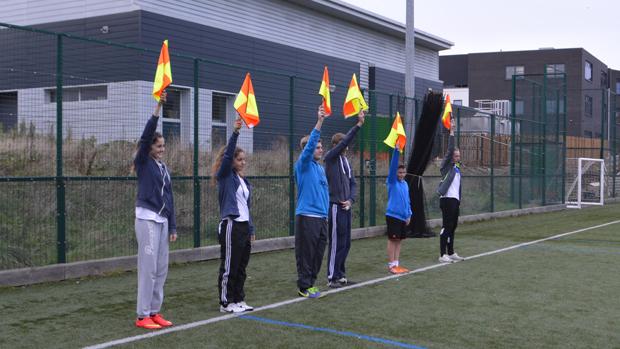 Basic Referee Course - Derbyshire FA fad683589