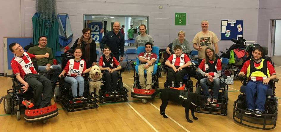 Exeter City Powerchair League