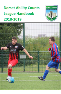 Dorset Ability Counts League Handbook 2018-19