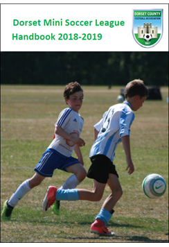 Mini Soccer League Handbook Cover 2018-19