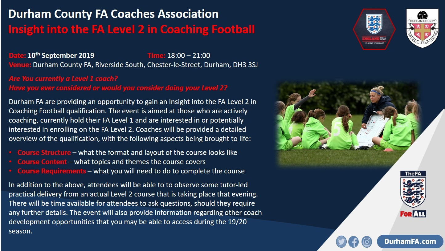 Insight into FA Level CPD Event