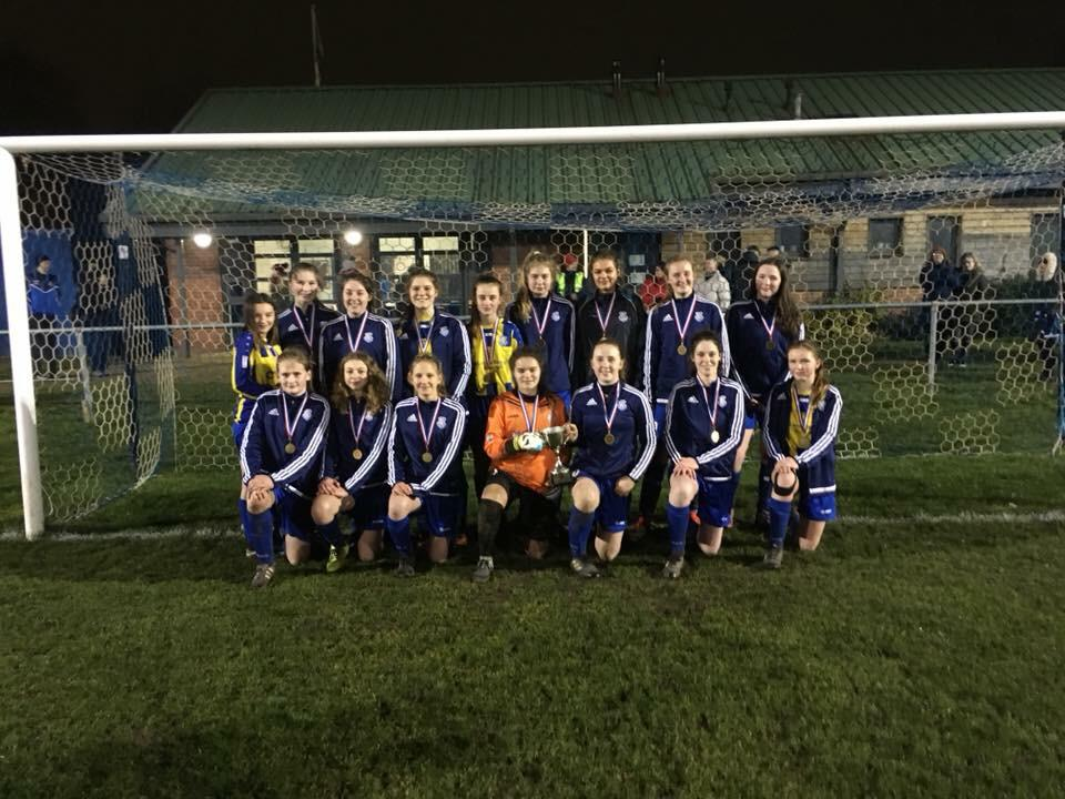 Girls Under 16  - Cottingham Rangers