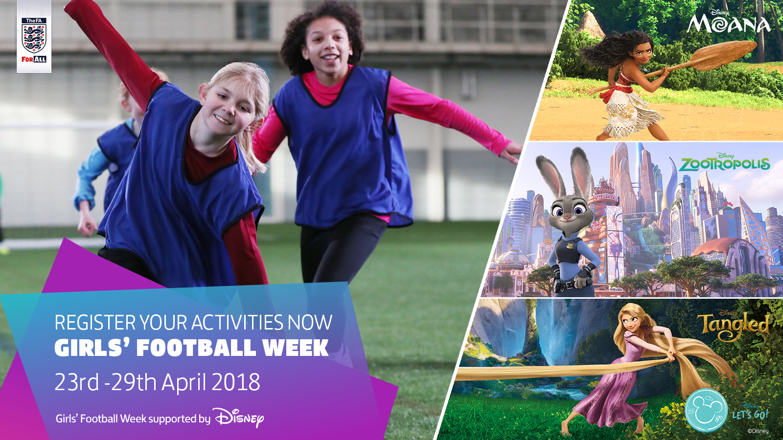FA Girls' Football Week