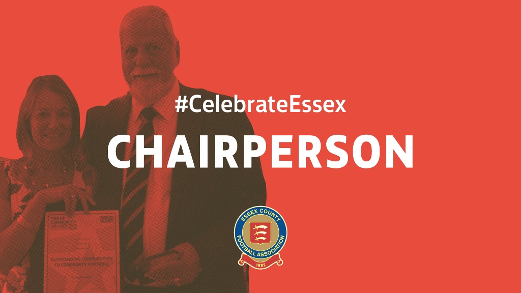#CelebrateEssex Chairperson