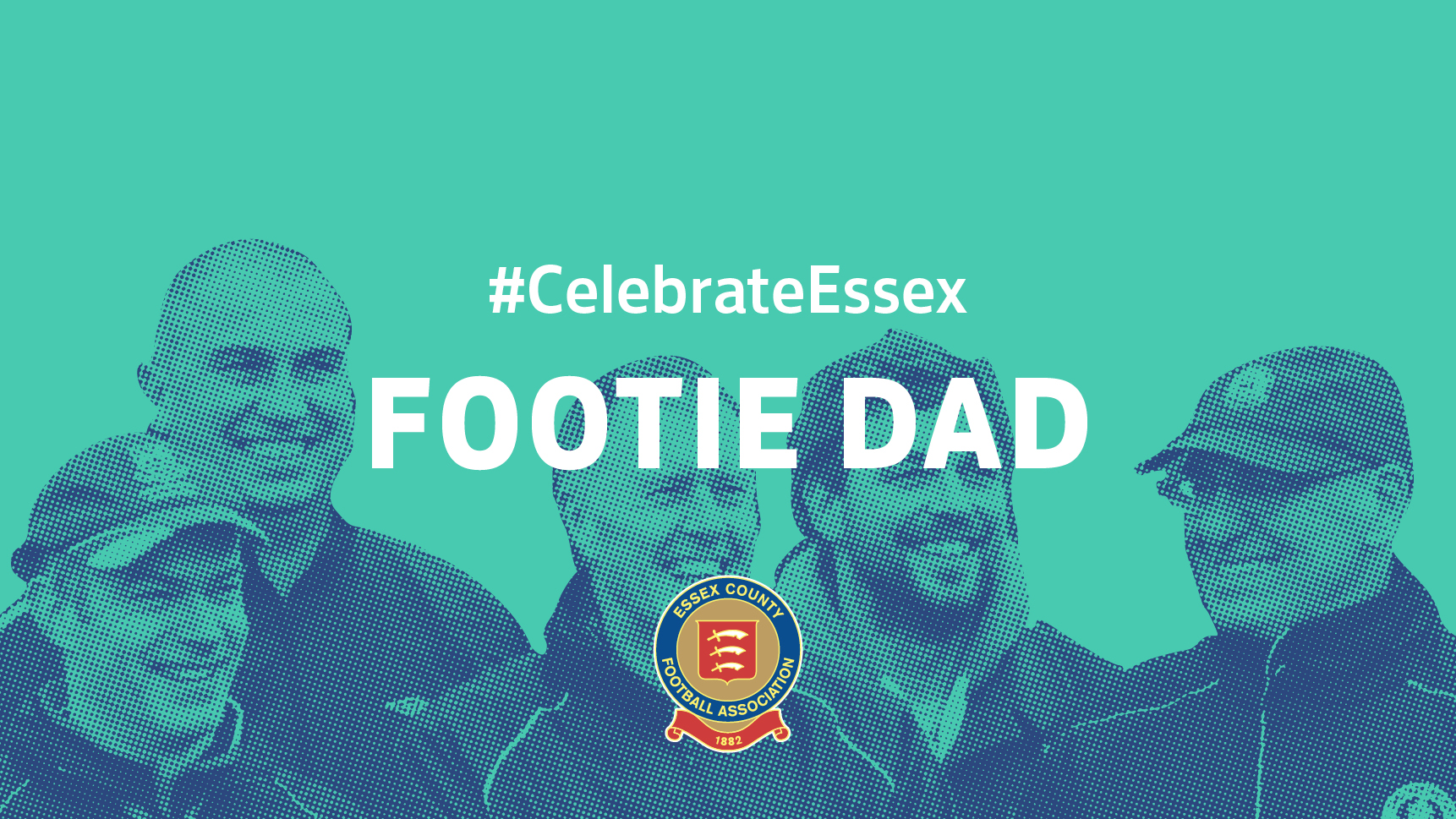 #CelebrateEssex Footie Dad Winner