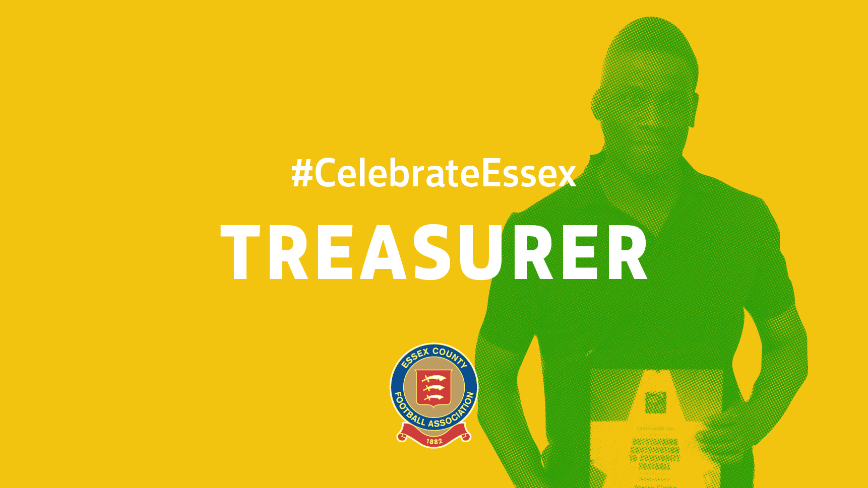 #CelebrateEssex Treasurer