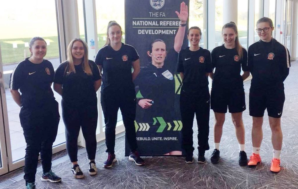 Female Referee Development Group