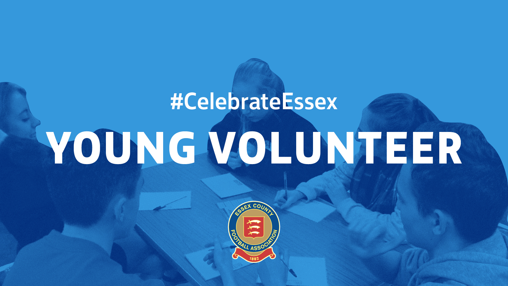 #CelebrateEssex Young Volunteer