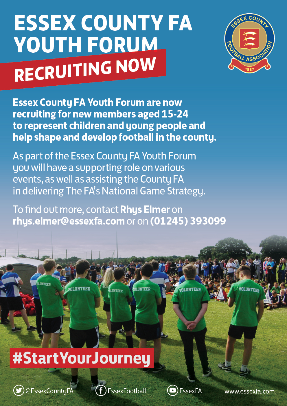 Youth Forum Recruitment