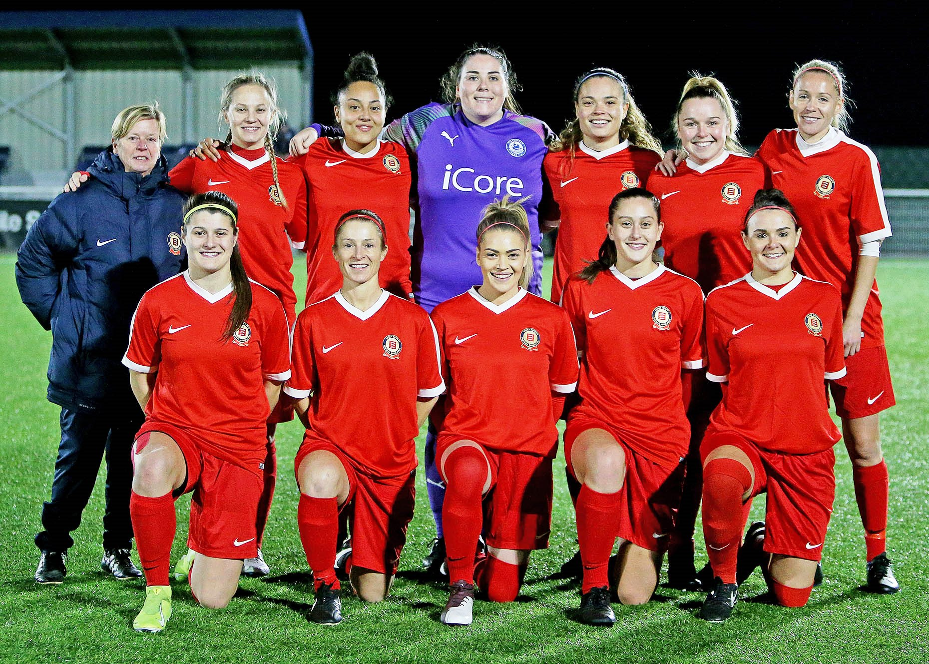 Essex 5-0 Royal Air Force (Women)