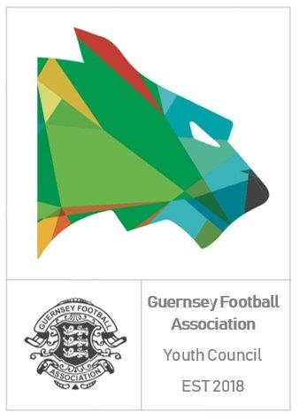 GUERNSYE FOOTBALL ASSOCIATION YOUTH COUNCIL LOGO