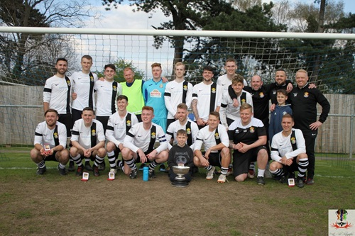 2019 Herefordshire County Cup Winners