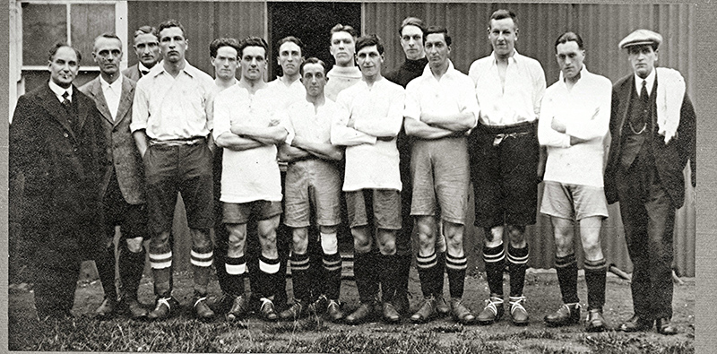 Hertfordshire FA Representative Team 1921-22