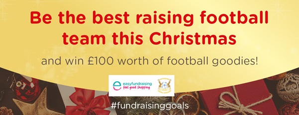 Raise funds for your club this Christmas