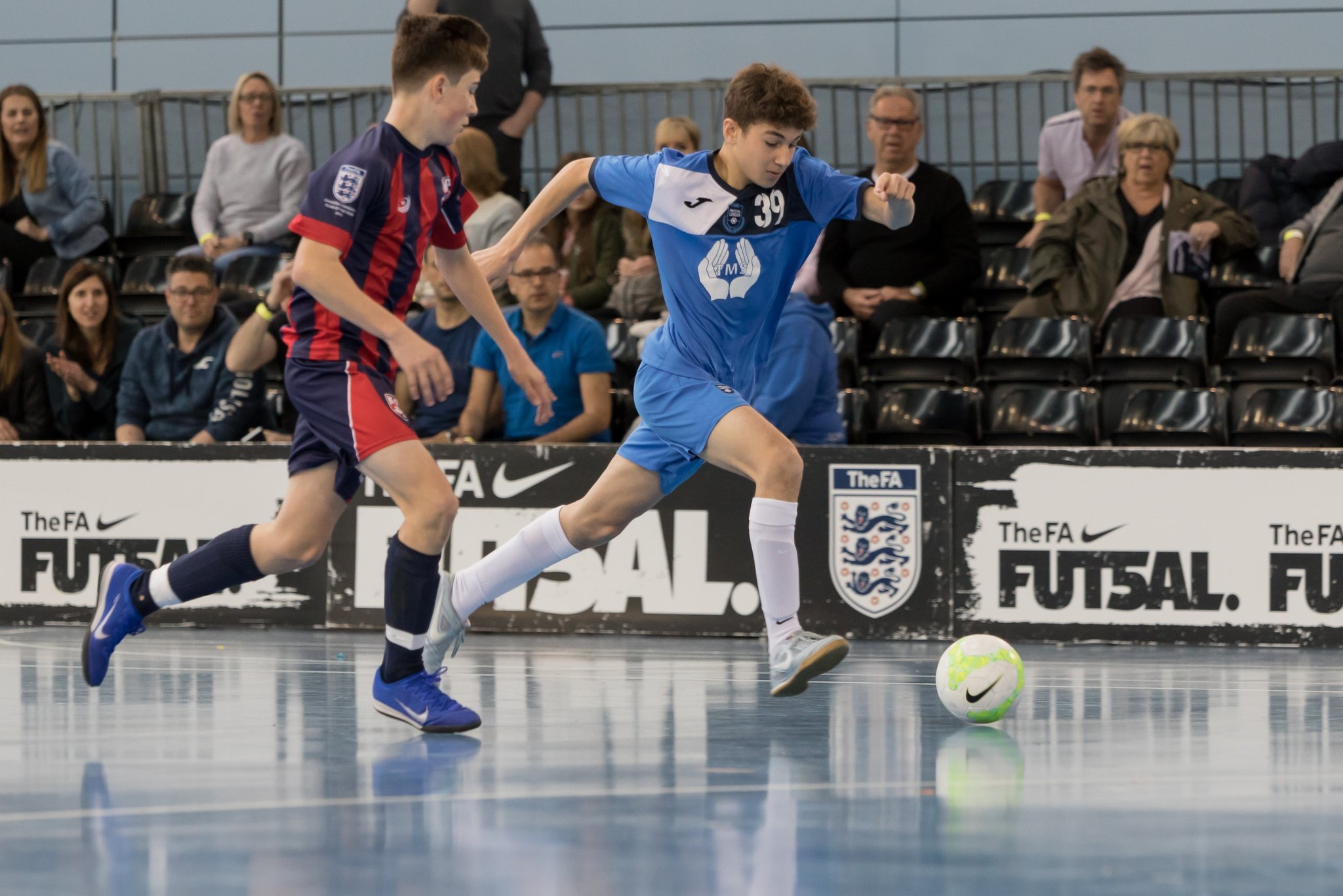 Pro Futsal London, St Georges Park National Finals 2019