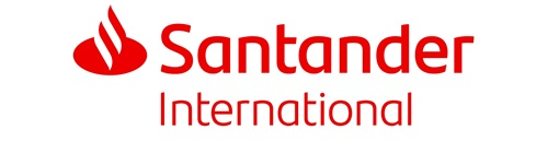 Santander International Logo narrow