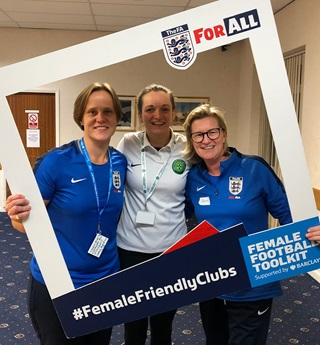 Female Friendly