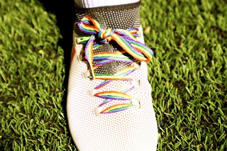Rainbow Laces Match
