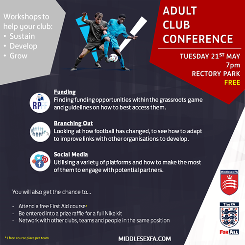 Adult Club Conference
