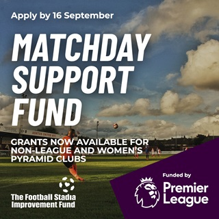 Matchday Support Fund