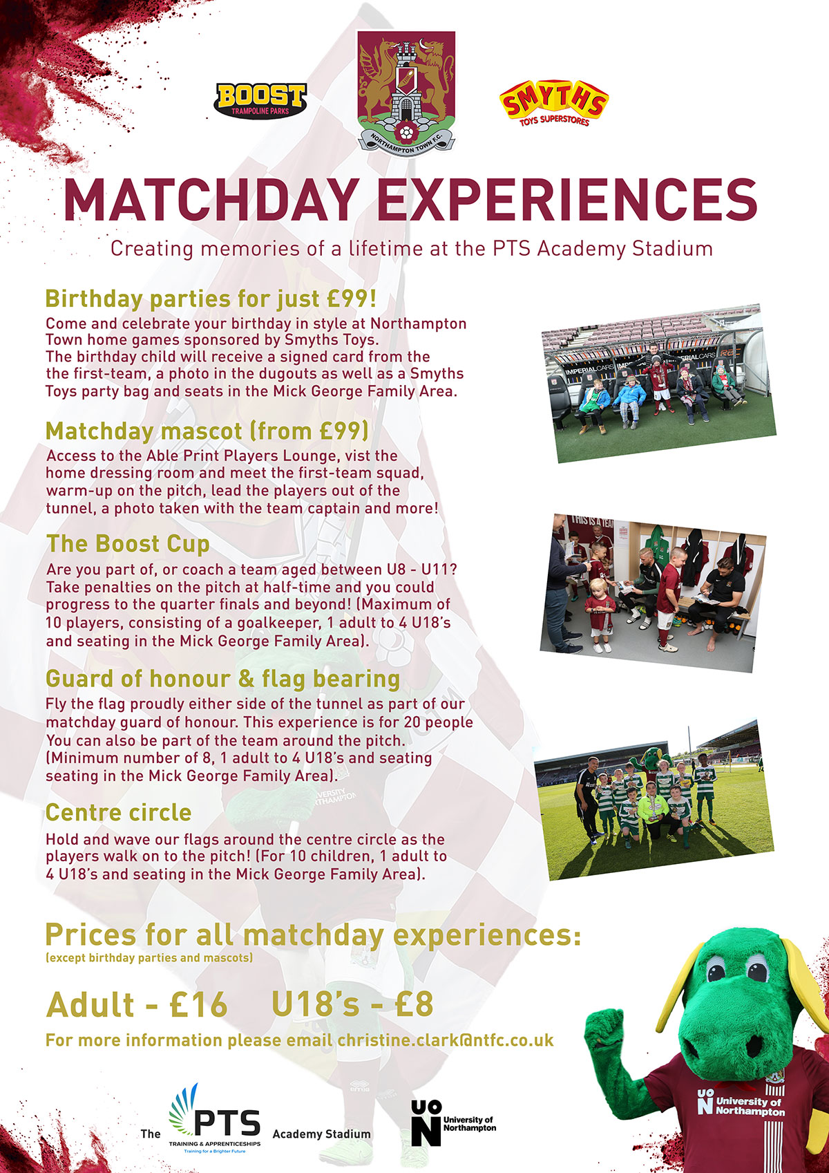 Matchday Experience