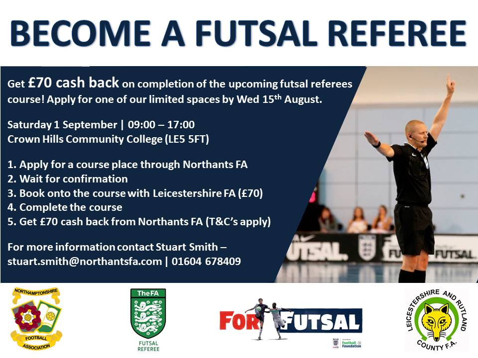 Futsal Referee