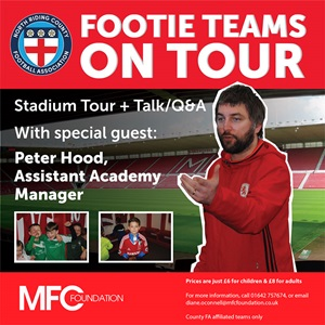 Footie Teams On Tour