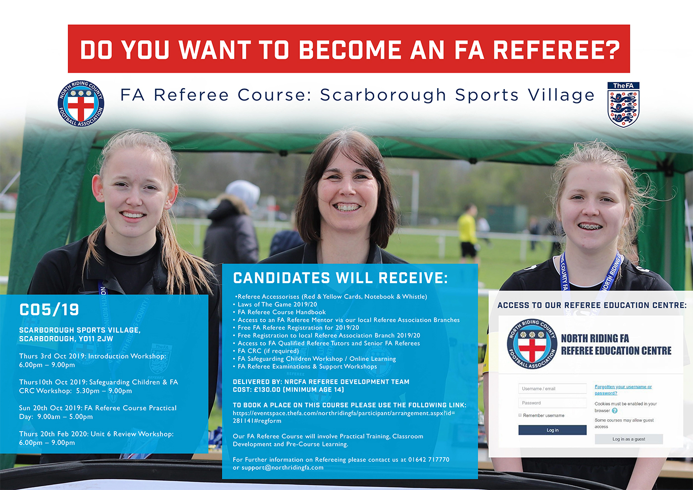 Referee Course