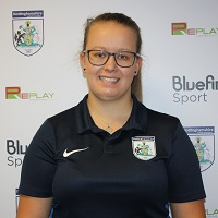 Sara Dickinson, Football Development Officer