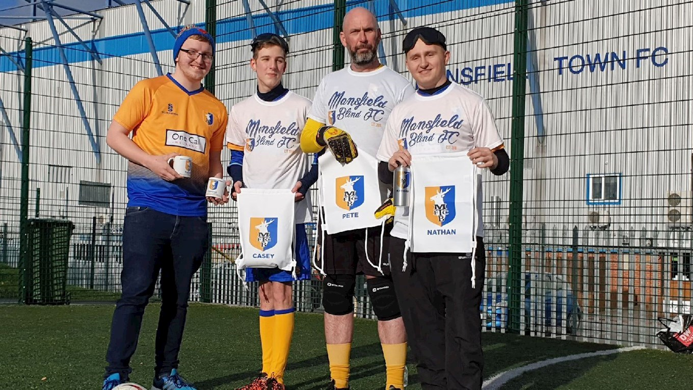 Mansfield Blind FC