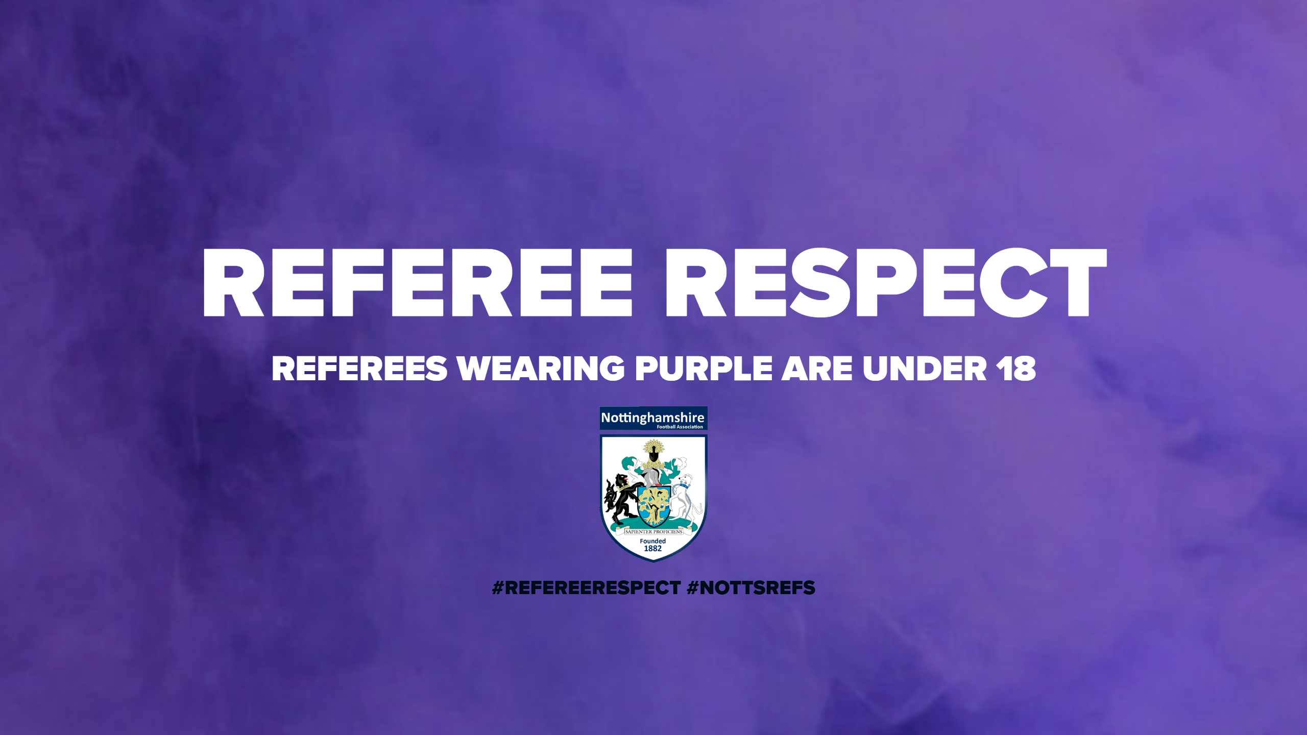 NFA Purple Shirts