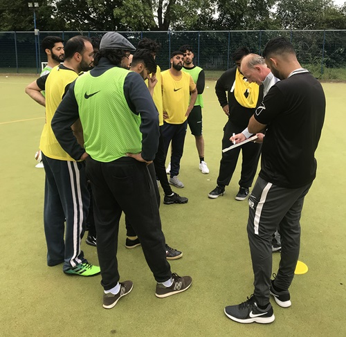 BAME Coaching Workshop